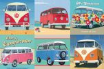 VW Camper  - 500pc Jigsaw Puzzle in a Van !